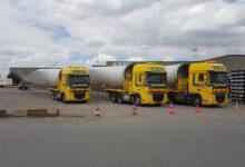 Ter Linden Transport - blades